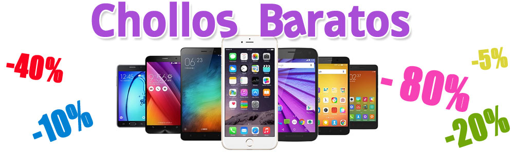 moviles baratos android y chinos